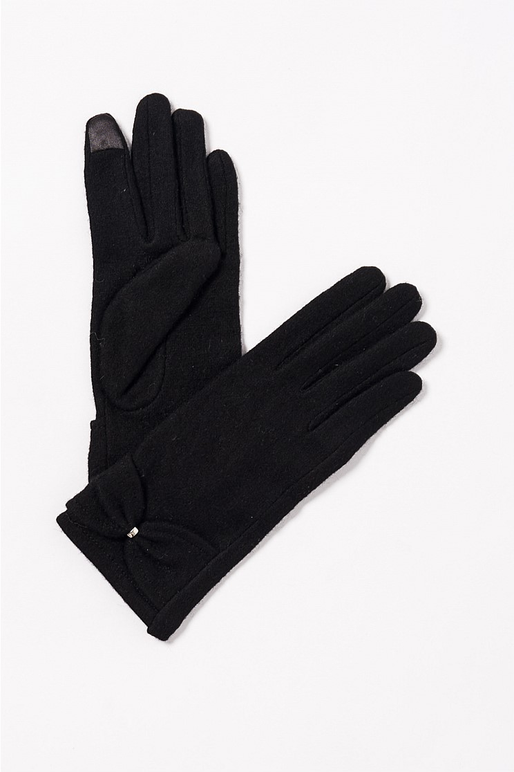 Sophie Buckle Detail Gloves