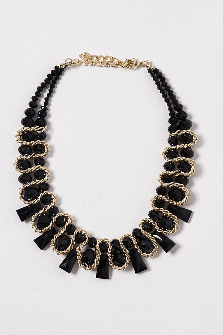 Angelica Statement Necklace