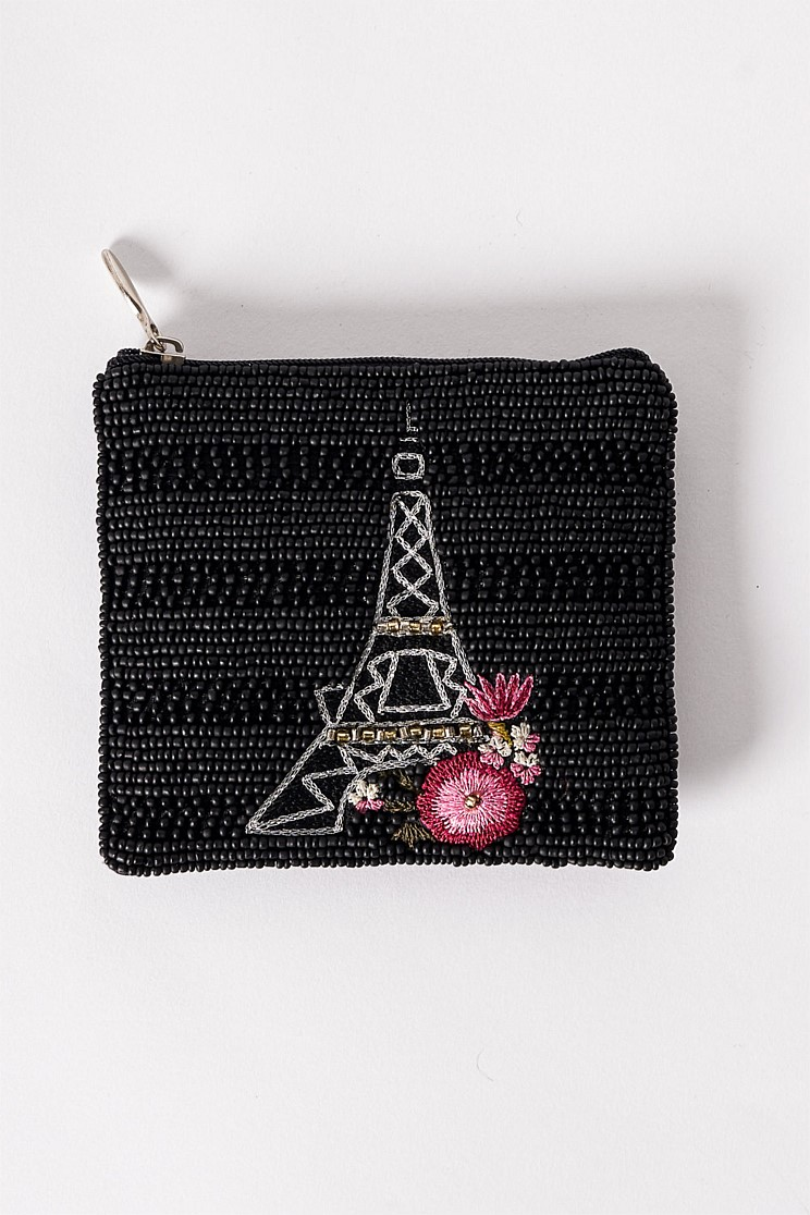 Eiffel Tower Cosmetic Bag