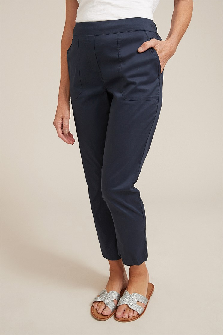 Light Capri Pant