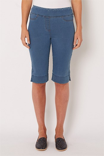 Denim Bengajean Short