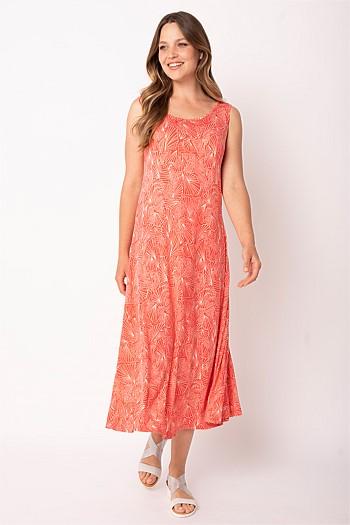 4fc31df330fa Jersey Summer Dress