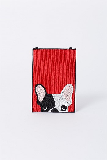 French Bulldog Coin Purse