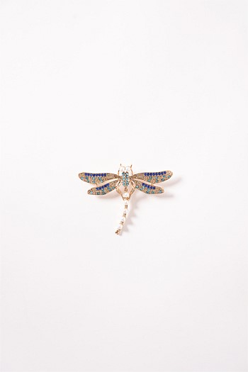 Diana The Dragonfly Brooch