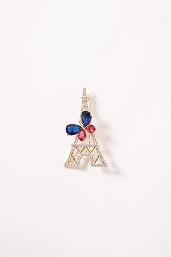 Eileen The Eiffel Tower Brooch