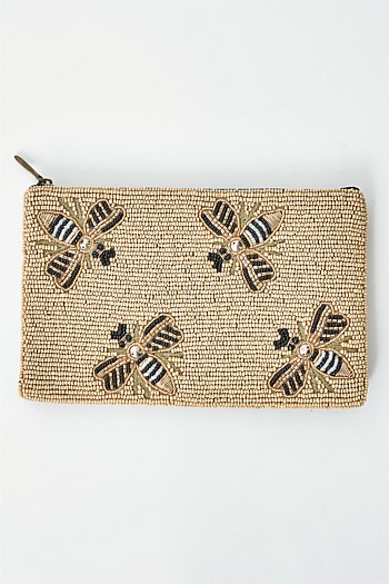 The Bees Knees Cosmetic Bag