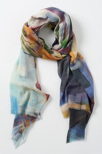 Colours In The Street Scarf
