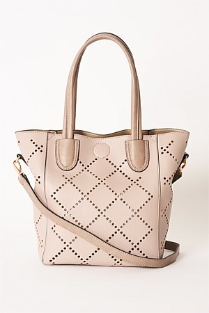 Erica Lasercut Bag