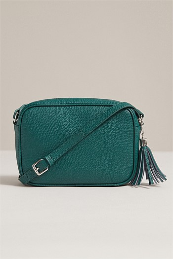 Kiara Leather Cross-body