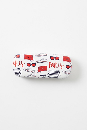 French Glasses Case