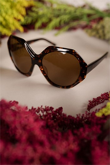 Iris Tortoise Shell Sunglasses