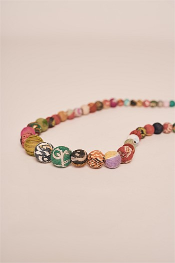 Kantha Kali Necklace