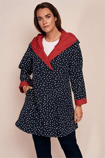 Reversible Raincoat