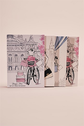 Megan Hess Boxed Journals