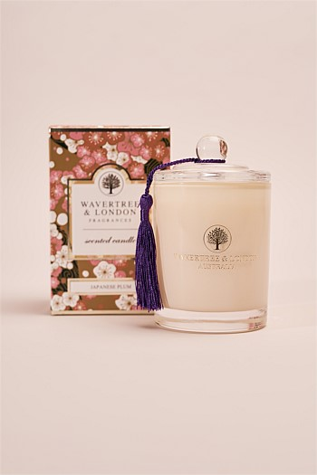 Wavertree & London Plum Candle