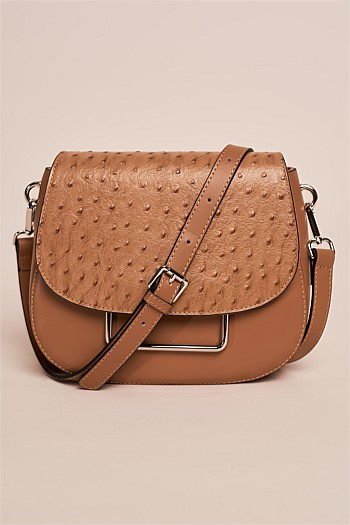 Sade Saddle Bag