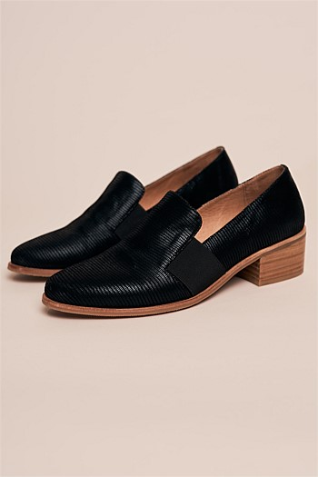 Allenby Textured Loafer
