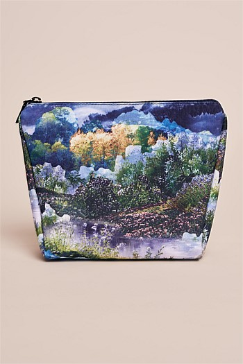 Landscape Makeup Bag