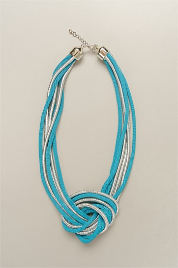 Large Sailor Knot Necklace